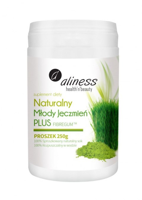 green barley plus test